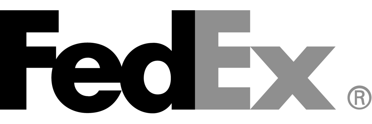 fedex-logo-black-and-white
